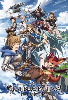 This is a world of the skies, where many islands drift in the sky. A boy named Gran and a talking winged lizard named Vyrn lived in Zinkenstill, an island which yields mysteries. One day, they come across a girl named Lyria. Lyria had escaped from the Erste Empire, a military government that is trying to rule over this world using powerful military prowess. In order to escape from the Empire, Gran and Lyria head out into the vast skies, holding the letter Gran's father left behind—which ...