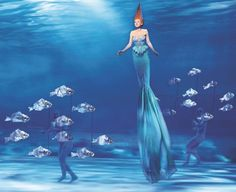 little mermaid-russia