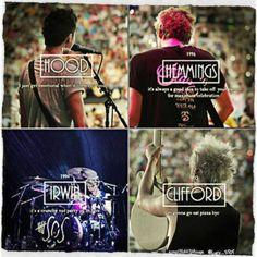 My 4 favorite boys :)