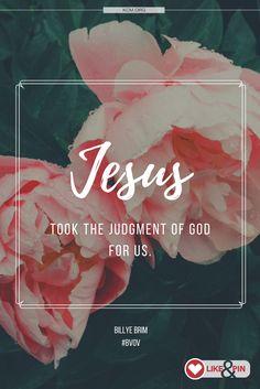 Thank you, Jesus! #FinishedWork #BVOV @BillyeBrim Delete Comment
