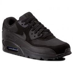 2eb32c6632c Παπούτσια NIKE - Air Max 90 Essential 537384 090 Black/Black/Black/Black -  Αθλητικά - Κλειστά παπούτσια - Γυναικεία - www.epapoutsia.gr