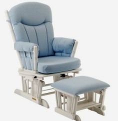 Delta Children Morgan Nursery Glider Swivel Rocker Chair Ecru
