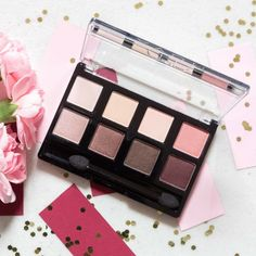 Trend we 💗: Pink eyeshadow! Get the look with the new 8-in-1 Eyeshadow Palette in Nude Muse. www.youravon.com/kaymayo