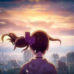 Tenki no ko Manga Girl, Anime Art Girl, Makoto Shinkai Movies, Good Anime Series, Kimi No Na Wa, Anime Scenery, Animation Film, Anime Demon, Me Me Me Anime