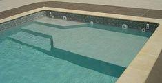 Résultats de recherche d'images pour «escalier banquette piscine»