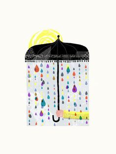 Umbrella by Lizzie Carins
