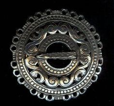 Celtic Horse Brooch   Solid Pewter By Pins And Brooches. $21.00. RJ436    Celtic Horse Brooch   Solid Pewter. The Actual Disc Is 1 And 1/2 Inches.