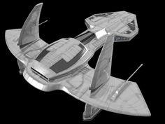 Asgard ship SG1 O'Neill class warship