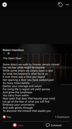 Walking By, Regrets, It Hurts, Poems, Poetry, Verses, Poem