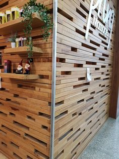 Wine Crates, Wall Treatments, Interior, Table, Room, Furniture, Home Decor, Garden, Houses