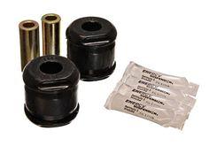Energy Suspension 95-99 Nissan Sentra/200SX Black Rear Control Arm Bushing Set