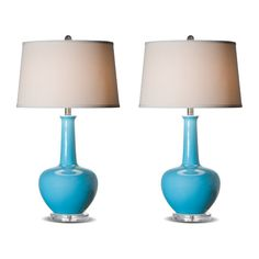 "Found it at Wayfair - Bona 29"" Table Lamp Set"