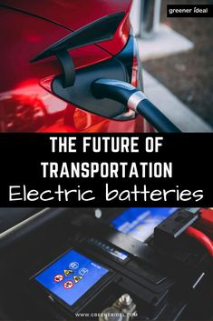 How enviromentally friendly are electric batteries for electric vehicles? Here's a look at some of the most promising technologies in the market. Green Technology, Energy Technology, Urban Survival, Survival Prepping, Solar Energy, Solar Power, Renewable Energy, Marketing Communications, Sustainable Energy