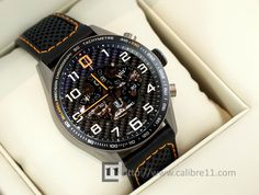 TAG Heuer Carrera McLaren MP4-12C- live photos