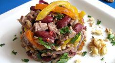 Салат «Тбилиси» | Кулинарные рецепты от «Едим дома!»