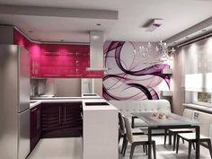 #mutfak #dekorasyon Interior Concept, Home Interior Design, Interior And Exterior, Kitchen Styling, Kitchen Decor, Kitchen Design, Traditional House, Kitchen Remodel, Home Improvement