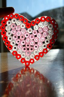 Holly's Arts and Crafts Corner: Craft Project: Pony Bead Sun Catchers