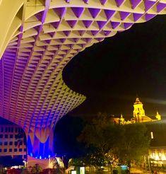 Metropol Parasol in Seville Spain South Of Spain, Seville Spain, Malaga, Long Weekend, Marina Bay Sands, Opera House, Travel, Colorful Birds, Wine Cellars