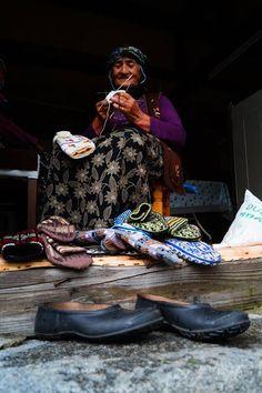 Anadolu'da Kadın Olmak  Fotoğraf: Serdar Ali Gül (Elevit Yaylası - Rize)