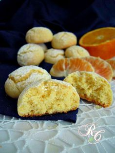 Italian Desserts, Italian Recipes, Baking Recipes, Cookie Recipes, Happiness Recipe, Italian Almond Cookies, Biscotti Cookies, Biscuits, Cheesecake Desserts