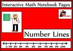 Add this interactive notebook reference page and reflection activity to your math notebooks this year. Just $1 and covers numberlines