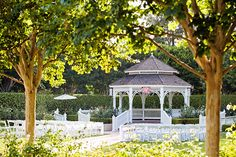 Your dreams of a garden wedding come true in grand fashion at Disneyland's Rose Court Garden