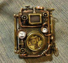 Steampunk zippo https://www.steampunkartifacts.com/collections/steampunk-wrist-watches