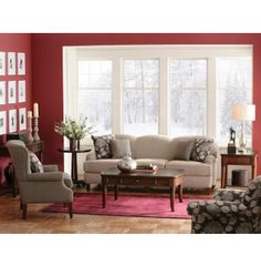 Scarlett Collection | Fabric Furniture Sets | Living Rooms | Art Van Furniture - Michigan's Furniture Leader