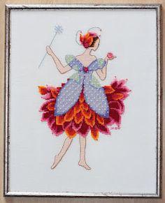 """Peony"", Nora Corbett (Mirabilia)"