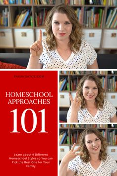 Learn about the 9 different homeschooling approaches and how they can help guide you in your homeschooling journey Your Family, Kids House, Are You The One, Raising, Homeschooling, Beauty Hacks, Corner, Parenting, Group
