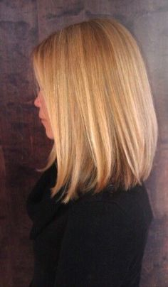 Medium Length Bob Hairstyle