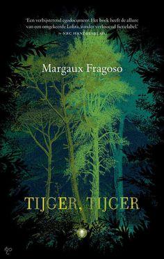 Margaux Fragoso Tijger, Tijger  Op een zomerdag in 1985 ontmoet Margaux Fragoso de veel oudere Peter Curran in het buurtzwembad en stelt hem precies die vraag. Zij is zeven, hij is eenenvijftig. Wanneer Peter haar en haar moeder uitnodigt om bij hem thuis langs te komen, treft het meisje er een waar kinderparadijs aan. Gaandeweg neemt hij de rol aan van Margaux vriend, vader en minnaar.