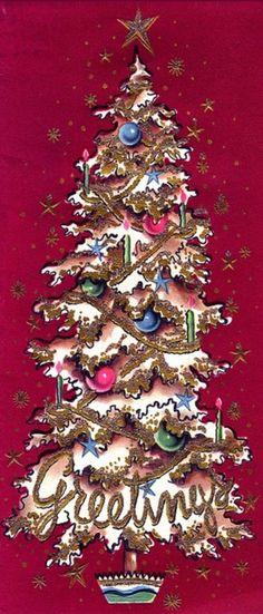 cartes postales noel et nouvel an