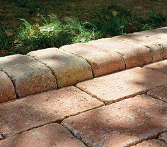Zahradní obrubníky z betonu | Chatař & Chalupář
