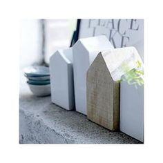Petite Maison en porcelaine - Le Repère des Belettes