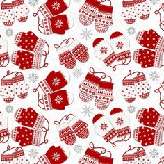 CHRISTMAS Flannel Fabric, Frosty Folks White #supplies @EtsyMktgTool http://etsy.me/2seS3d2