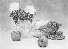 대구화실, 미술, 회화, 정물수채화, 정물소묘, 인체수채화, 인체소묘, 입시미술, 취미미술, 그림 과정작 자료실 Still Life Sketch, Still Life Drawing, Basic Drawing, Drawing Tips, Pencil Drawings, Art Drawings, Object Drawing, Sketches, Animation