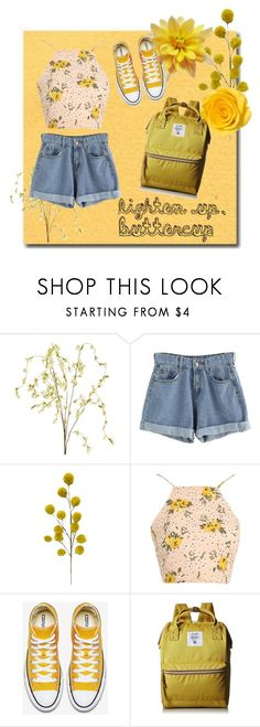 """buttercup-hippocampus"" by xellalikesukulelesx on Polyvore featuring Pier 1 Imports, Glamorous and Anello"