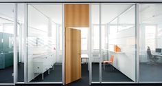 Partition Wall | Neudoerfler Office Systems