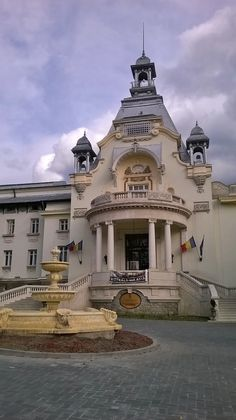 Sinaia casino, Romania