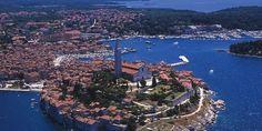 Die beliebtesten Urlaubsorte und Regionen in Kroatien - In Istrien