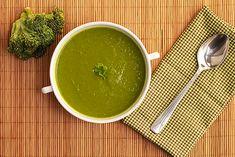 Mel e Pimenta: Sopa verde