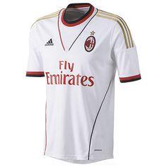 adidas Men's AC Milan Away Jersey | adidas UK