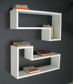 Mensole on pinterest arredamento shelves and shelving - Ikea libreria lack ...