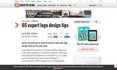 65 expert logo design tips | Logo design | Creative Bloq