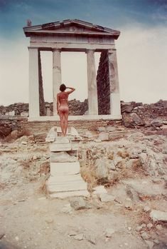 ettore sottsass - metafore, my girlfriend greets architecture House Without Walls, Journey To The Past, Desert Places, Mood And Tone, Physical Environment, Good Old Times, History Photos, Athens Greece, Beach Pool