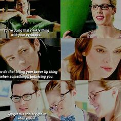 Otp the little things . . #Olicity #snowbarry #Karamel