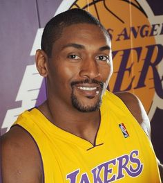 81582b69c Ron Artest aka metta world peace. Strike 3 Sportswear · Lakers. See more
