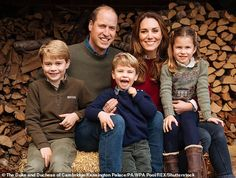 Camilla Tominey told The Telegraph the Duke and Duchess of Cambridge, both 39, want to 'get the balance right' with Princess Charlotte and Prince Louis.