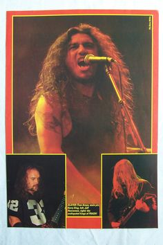 tom + Clash Of The Titans, The Clash, Metal Fan, Heavy Metal, Reign In Blood, South Of Heaven, Kerry King, Bible Belt, Thrash Metal
